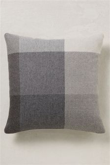 Block Check Cushion
