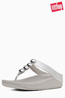 FitFlop™ Urban White Rola Sandal