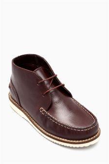 Apron Boots (Older Boys)