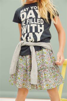 Printed Skirt (3-16yrs)