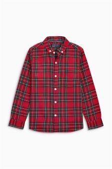 Boys Tartan Shirt (3mths-6yrs)
