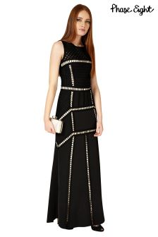 Phase Eight Black Davina Dress