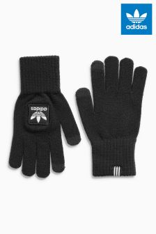 adidas Originals Black Smart Phone Gloves