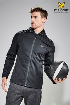 Lyle & Scott Sport Black Bennet Jacket