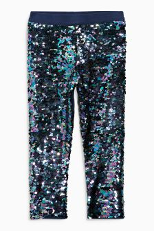 Flippy Sequin Leggings (3-16yrs)