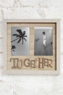 Together Sentiment Desk Frame