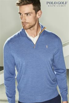 Ralph Lauren Golf Half Zip Jumper