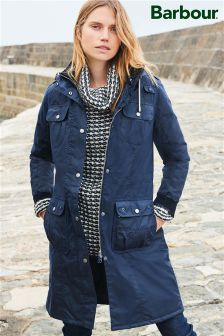 Barbour® Royal Navy Winterton Wax Jacket