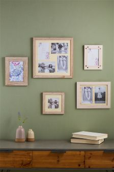 Set Of 5 Country Frames