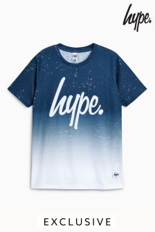 Hype Printed Fade T-Shirt