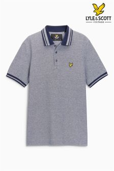 Lyle & Scott Oxford Poloshirt