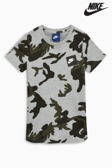 Nike Camo All-Over-Print T-Shirt