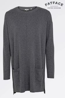 Fat Face Phantom Lucy Longline Jumper