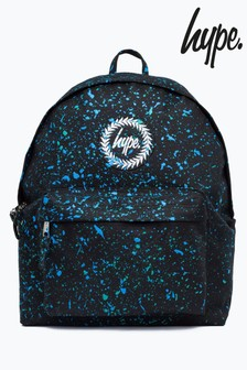 Hype Coloured Splatter Backpack
