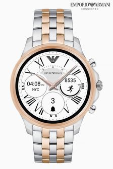 Emporio Armani Touch Screen Smart Watch