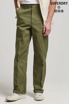 Lyle & Scott Navy Check Collar Poloshirt