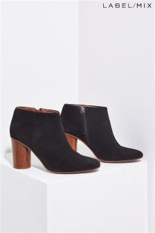 Mix/Hudson Rosanne Suede Shoe Boot