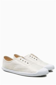 Laceless Trainers