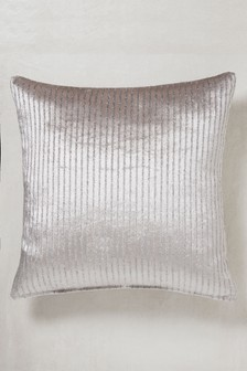 Glitter Stripe Cushion