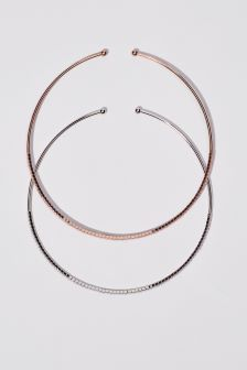 Mixed Plate Two Pack Choker