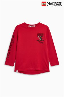 Lego™ Ninjago Long Sleeve T-Shirt (4-12yrs)