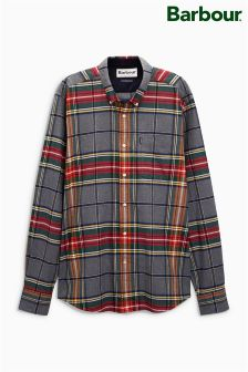 Barbour® Grey Marl Castlebay Check Shirt
