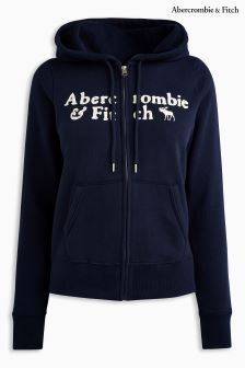 Abercrombie & Fitch Full Zip Hoody