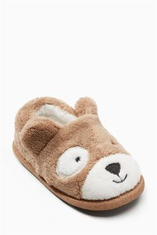 Character Slippers (Younger Boys)