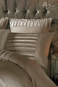 Kylie Lucette Praline Housewife Pillowcase