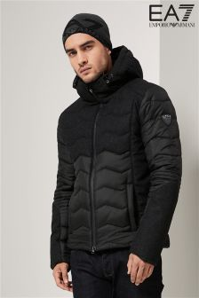 Emporio Armani EA7 Black Mountain Tech Jacket
