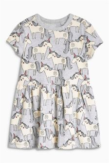 Unicorn Tunic (3mths-6yrs)