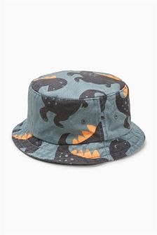 Dinosaur Bucket Hat (Younger Boys)