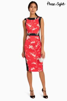 Phase Eight Carmine Genova Printed Dress