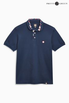 Pretty Green Beaufort Carver Polo