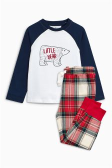 Boys Little Bear Pyjamas (3-16yrs)