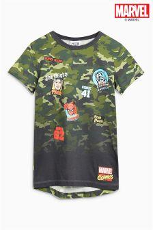 Avengers Badge T-Shirt (3-16yrs)