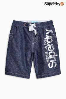 Superdry Logo Swim Short