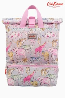Cath Kidston Multi Safari Expandable Backpack