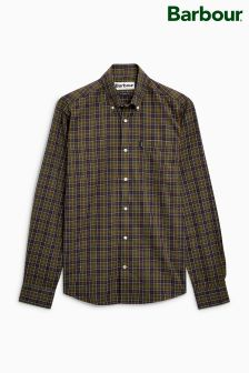 Barbour® Classic Green Tartan Malcom Shirt