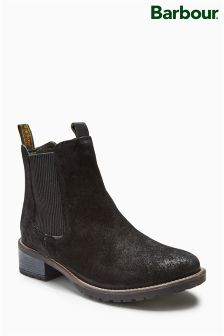 Barbour® Latimer Quilted Chelsea Boot