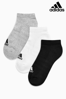 adidas Kids Training Ankle Sock Three Pack