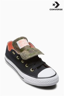 Converse Camo Double Tongue Chuck Ox