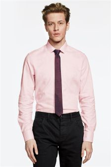 Buy Men's Formal Shirts Pink from the Next UK online shop