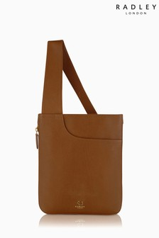 Radley Tan Pockets Across-Body Bag