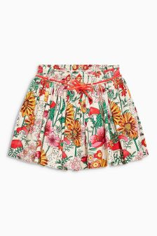 Floral Printed Skirt (3mths-6yrs)