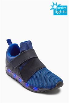 Light Up Knit Runners (Older Boys)