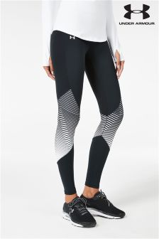 Under Armour Black Cold Gear Reactor Tight