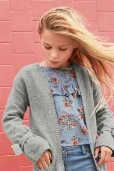 Floral Frill Blouse (3-16yrs)