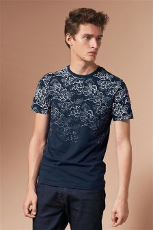 Floral Fade T-Shirt
