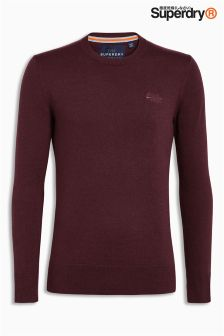 Superdry Basic Crew Neck Jumper
